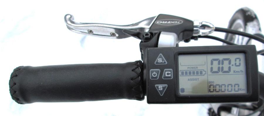 Электровелосипед DIXON