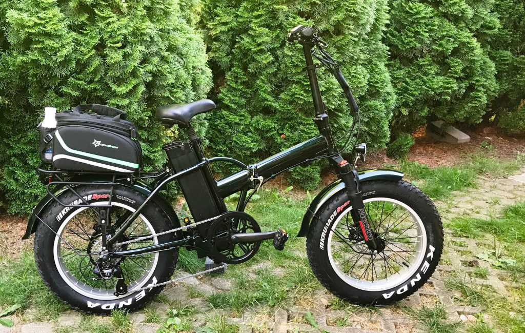 Электровелосипед ХАСКИ (ФЭТБАЙК)