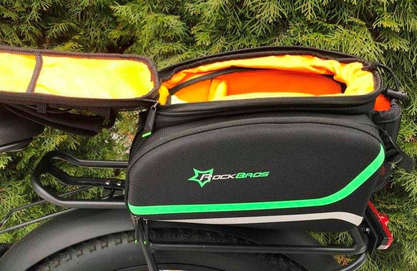 мультифункциональная сумка на багажник -  RockBros.