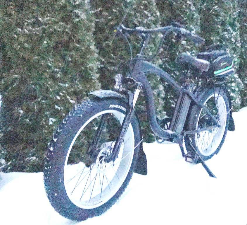 фэтбайк Круизер 1000-22