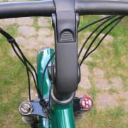 Электровелосипед DIXON - регулировка положения руля без инструмента