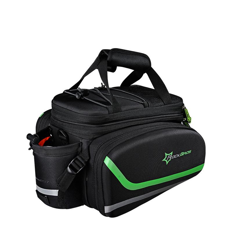 Мультифункциональная сумка RockBros на багажник велосипеда