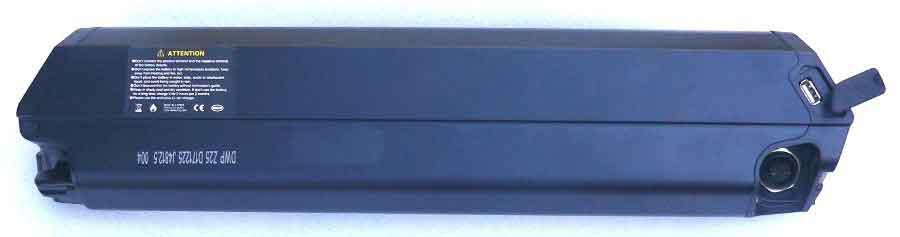 электровелосипед ТОР -  аккумуляторная батарея
