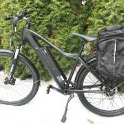 Электровелосипед Хоук