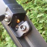 электровелосипед ТОР - гнездо для аккумулятора в раме велосипеда